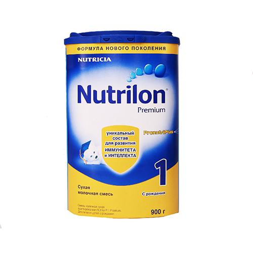 смесь нутрилон 1 таблица кормления
